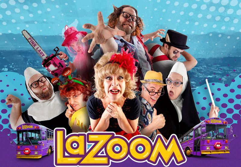 LaZoom Comedy Tours