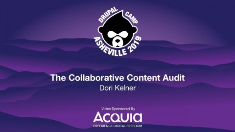 Embedded thumbnail for The Collaborative Content Audit