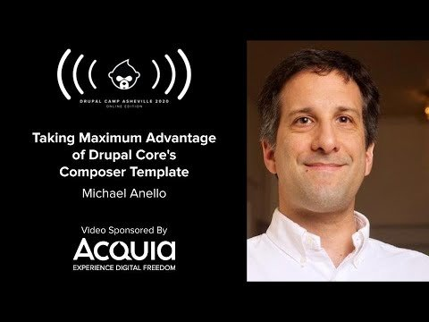 Embedded thumbnail for Taking Maximum Advantage of Drupal Core's Composer Template