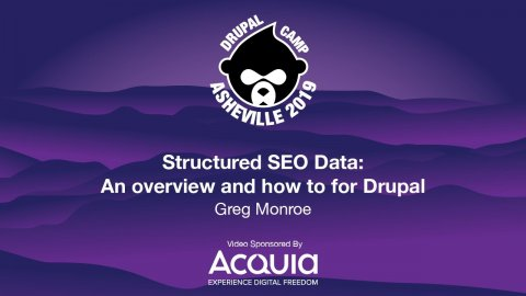Embedded thumbnail for Structured SEO Data: An overview and how to for Drupal