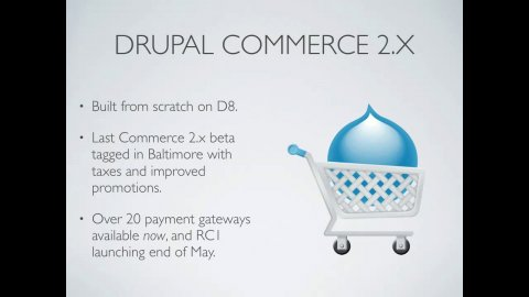Embedded thumbnail for Improving the Drupal Commerce Experience Out of the Box