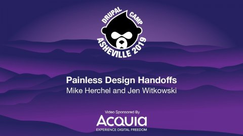Embedded thumbnail for Painless Design Handoffs