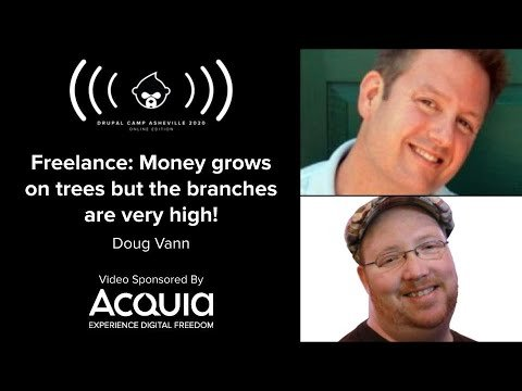 Embedded thumbnail for Freelance: Money grows on trees but the branches are very high!