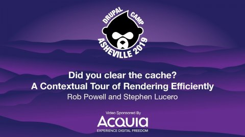Embedded thumbnail for Did you clear the cache? A Contextual Tour of Rendering Efficiently