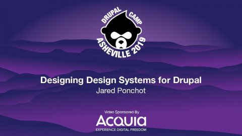 Embedded thumbnail for Designing Design Systems for Drupal