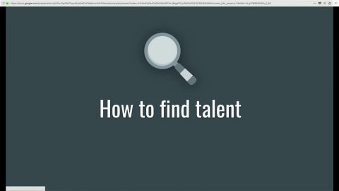 Embedded thumbnail for How to Find and Retain Drupal Talent