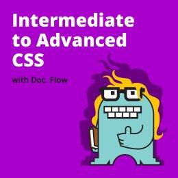 Intermediate to Advanced CSS Class logo